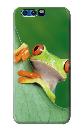Printed Little Frog BlackBerry Leap Case