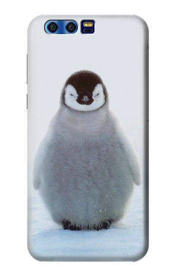 Printed Penguin Ice BlackBerry Leap Case