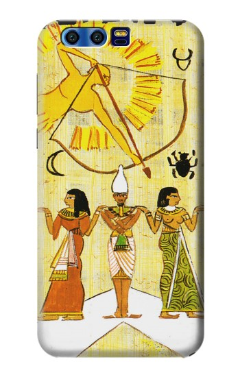 Printed Ancient Egypt Papyrus Tarot Card BlackBerry Leap Case