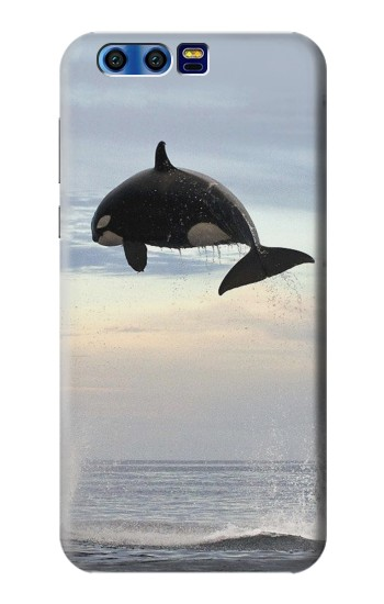 Printed Killer whale Orca BlackBerry Leap Case