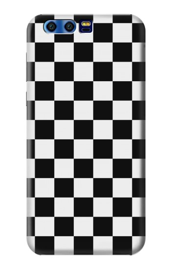 Printed Checkerboard Chess Board BlackBerry Leap Case