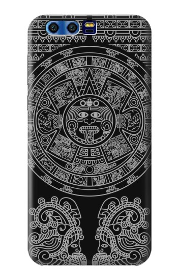 Printed Mayan Pattern BlackBerry Leap Case