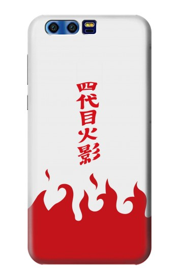Printed Naruto Yondaime 4th Hokage Minato Namikaze Cloak BlackBerry Leap Case