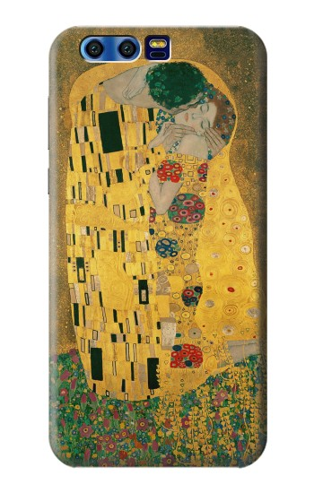 Printed Gustav Klimt The Kiss BlackBerry Leap Case