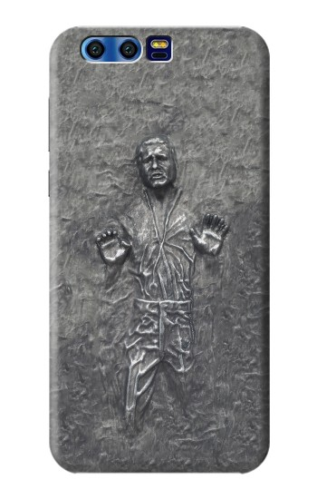 Printed Han Solo in Carbonite BlackBerry Leap Case
