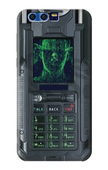 Printed The Matrix Mobile Phone Graphic Printed BlackBerry Leap Case