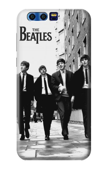 Printed The Beatles in London BlackBerry Leap Case