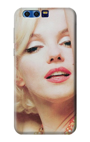Printed Marilyn Monroe 1962 Last Sitting BlackBerry Leap Case
