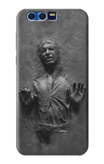 Printed Han Solo Frozen in Carbonite BlackBerry Leap Case