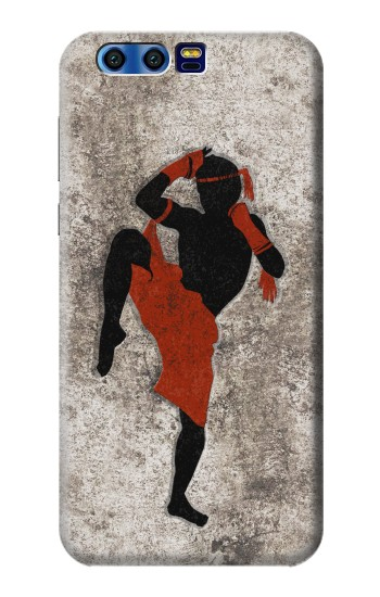 Printed Muay Thai Fight Boxing BlackBerry Leap Case