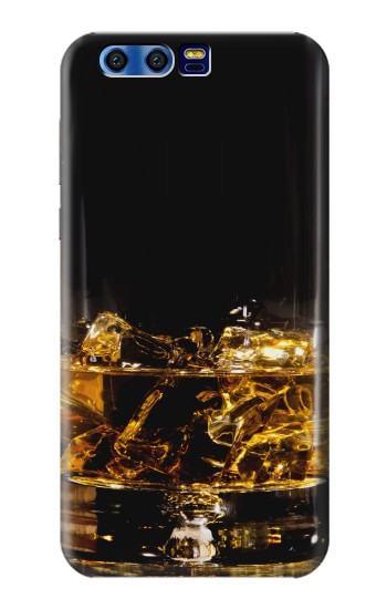 Printed Ice Whiskey Glass BlackBerry Leap Case