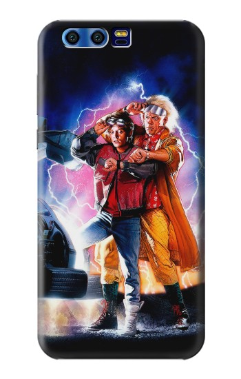 Printed Back to the Future BlackBerry Leap Case