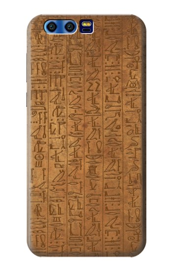 Printed Egyptian Hierogylphics Papyrus of Ani BlackBerry Leap Case