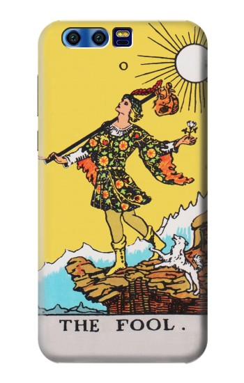 Printed Tarot Card The Fool BlackBerry Leap Case