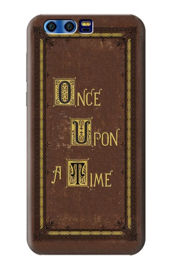 Printed Once Upon a Time Book Cover BlackBerry Leap Case