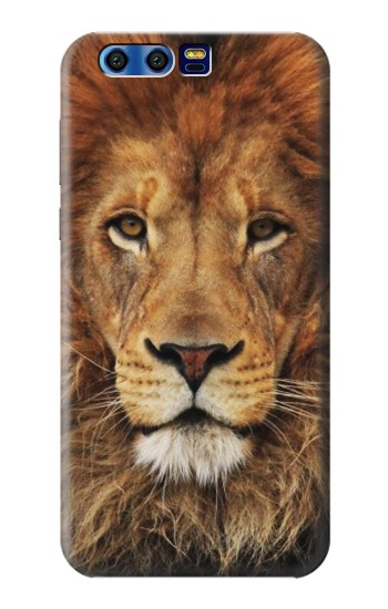 Printed Lion King of Beasts BlackBerry Leap Case