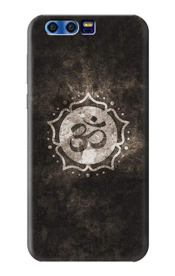 Printed Yoga Namaste Om Symbol BlackBerry Leap Case