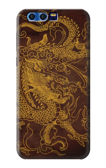Printed Chinese Dragon BlackBerry Leap Case