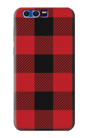 Printed Red Buffalo Check Pattern BlackBerry Leap Case