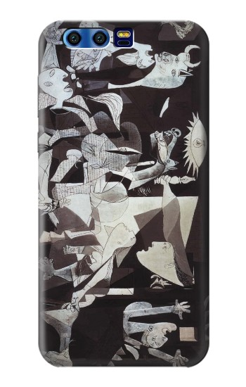 Printed Picasso Guernica Original Painting BlackBerry Leap Case
