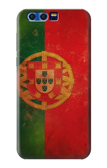 Printed Vintage Portugal Flag BlackBerry Leap Case
