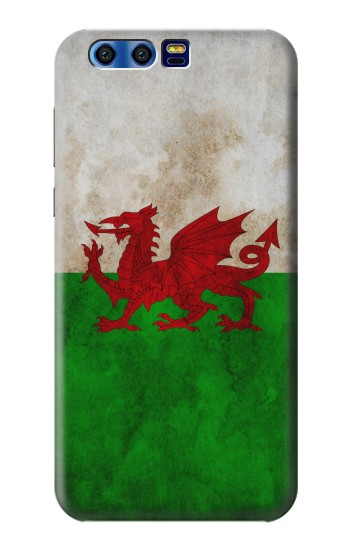 Printed Wales Red Dragon Flag BlackBerry Leap Case