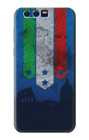 Printed Italy Football Flag BlackBerry Leap Case