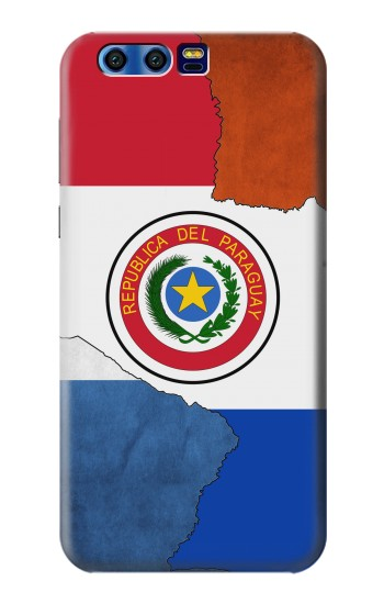 Printed Paraguay Flag BlackBerry Leap Case