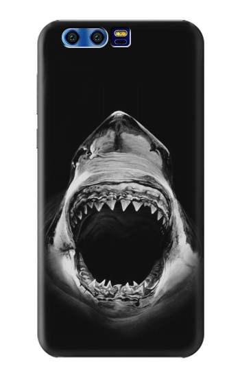 Printed Great White Shark BlackBerry Leap Case