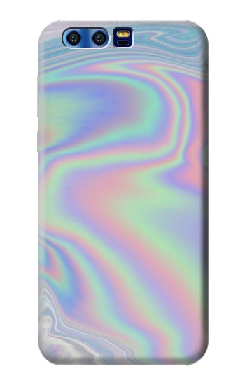 Printed Pastel Holographic Photo Printed BlackBerry Leap Case