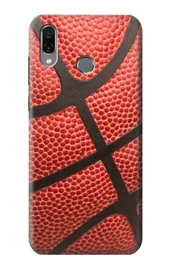 Printed Basketball Huawei Honor Play Case