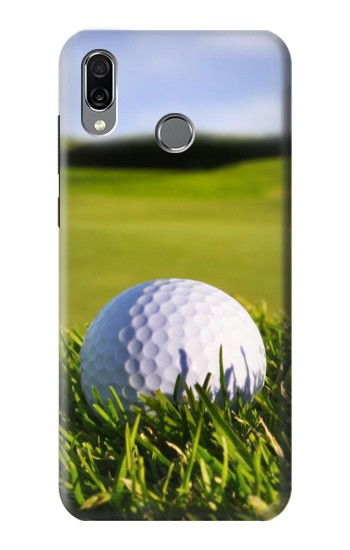 Printed Golf Huawei Honor Play Case