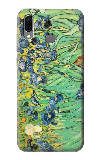 Printed Van Gogh Irises Huawei Honor Play Case