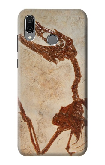 Printed Dinosaur Fossil Huawei Honor Play Case