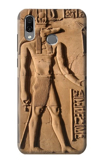 Printed Egyptian Anubis Huawei Honor Play Case