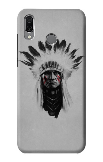 Printed Indian Chief Huawei Honor Play Case