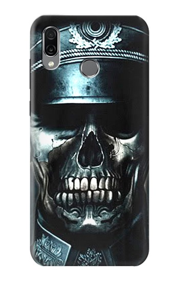 Printed Skull Soldier Zombie Huawei Honor Play Case