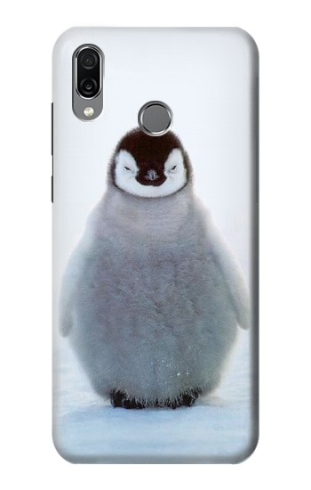 Printed Penguin Ice Huawei Honor Play Case