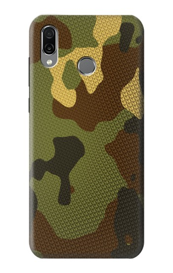 Printed Camo Camouflage Graphic Printed Huawei Honor Play Case