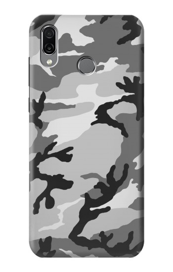 Printed Snow Camo Camouflage Graphic Printed Huawei Honor Play Case