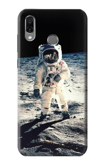 Printed Neil Armstrong First Man on The Moon Huawei Honor Play Case