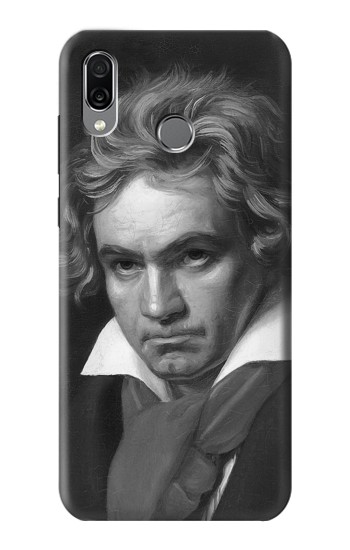 Printed Beethoven Huawei Honor Play Case