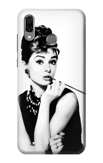 Printed Audrey Hepburn Breakfast at Tiffanys Huawei Honor Play Case