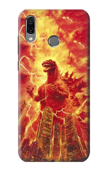 Printed Godzilla The Legend Is Reborn Huawei Honor Play Case