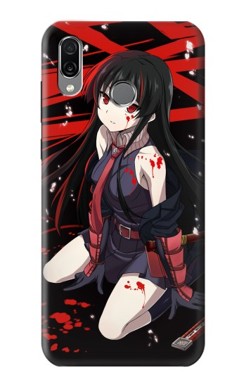 Printed Akame ga Kill Huawei Honor Play Case