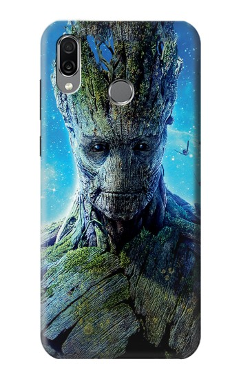 Printed Groot Guardians of the Galaxy Huawei Honor Play Case