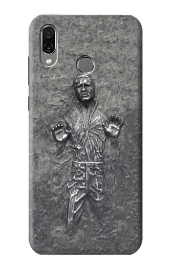 Printed Han Solo in Carbonite Huawei Honor Play Case
