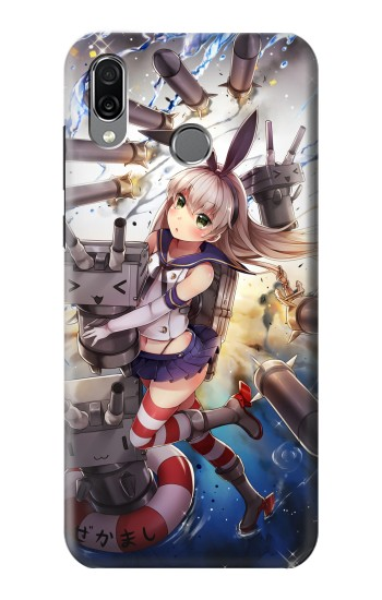 Printed Kantai Collection Kancolle Shimakaze Huawei Honor Play Case