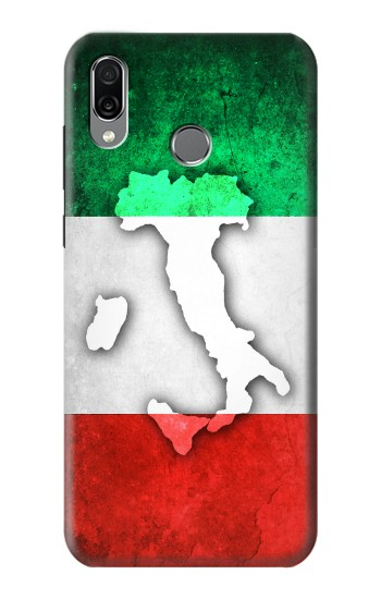 Printed Italy Flag Huawei Honor Play Case