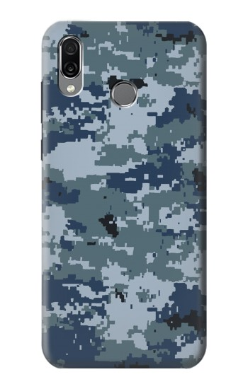 Printed Navy Camo Camouflage Graphic Huawei Honor Play Case